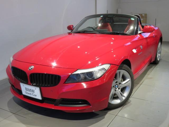 BMW sDrive35i 認定中古車 ワンオーナー ハードトップ レッドレザーシート シートヒーター 前後PDCセンサー ライトパッケージ アラームシステム オーディオパッケージ トランクスルーローディングシステム