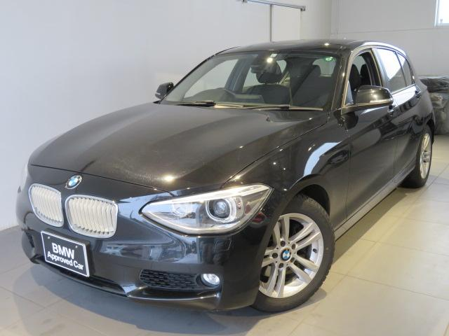 BMW 120i 認定中古車 6カ月保証 ミラー内蔵ETC