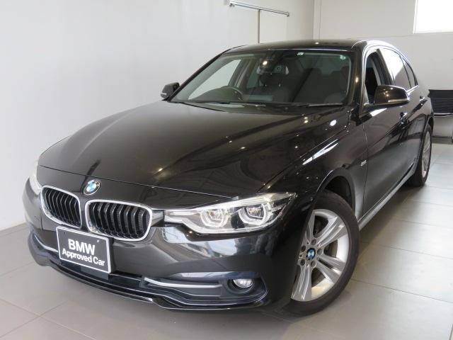 BMW 320i xDrive スポーツ 認定中古車 1年保証 スポーツ xDrive ストレージパッケージ アクティブクルーズコントロール