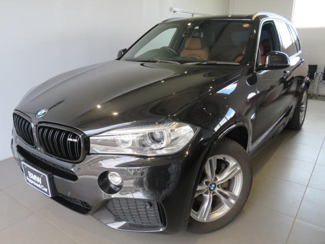 BMW xDrive 50i Mスポーツ 認定中古車 1年保証 4400ccV8エンジン ヘッドアップディスプレイ ソフトクローズドア スタッドレス装着中 夏タイヤあり ハーマンカードンスピーカー アマロブラウンレザー 20インチMアロイ