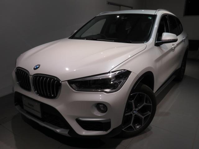 BMW xDrive 18d xライン 認定中古車 2年保証 ワンオーナー xライン コンフォートパッケージ オートトランク スライディングリヤシート シートヒーター クリーンディーゼルエンジン ミネラルホワイト