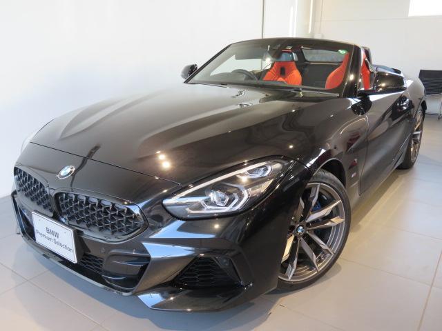 BMW M40i 認定中古車 メーカー保証付き ワンオーナー マグマレッドレザー スルーローディング ハーマンカードンスピーカー M40i 直列6気筒3000ccエンジン オープン