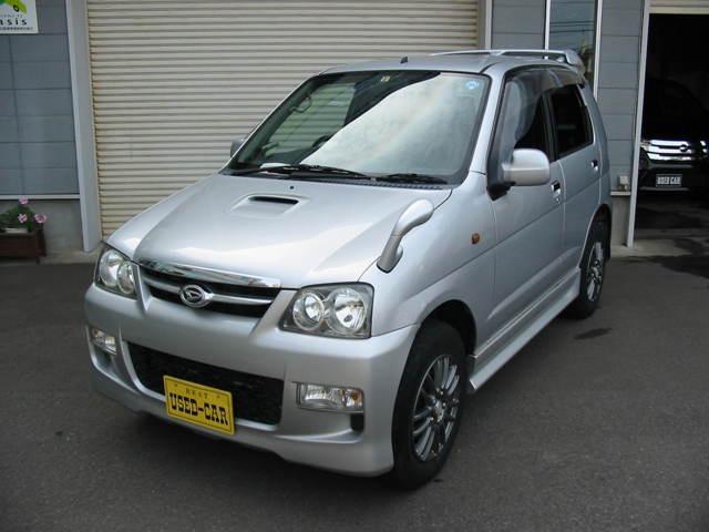 ダイハツ L 4WD オートマ Wエアバッグ キーレス 社外オーディオ