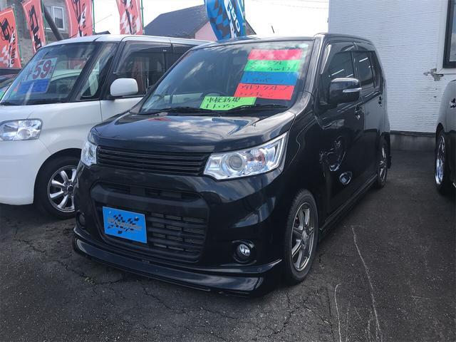 スズキ X 4WD ブルーイッシュブラックパール3 CVT