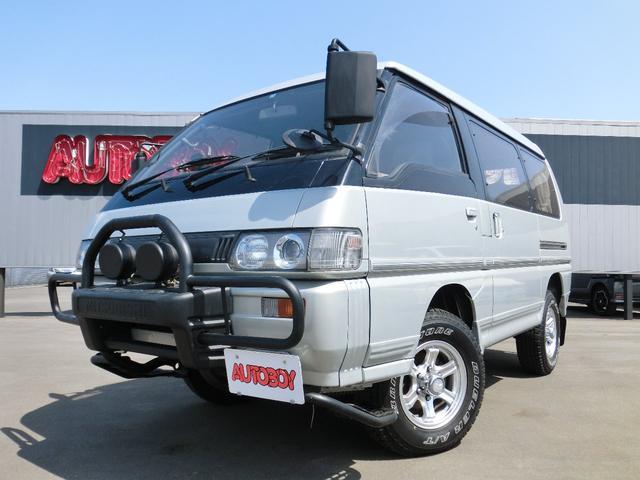 三菱 GLX HR 4WD ディーゼルターボ 5速マニュアル