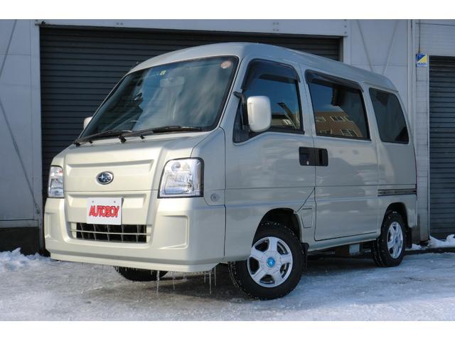 スバル Dias 4WD 旅人 キャンピングカー