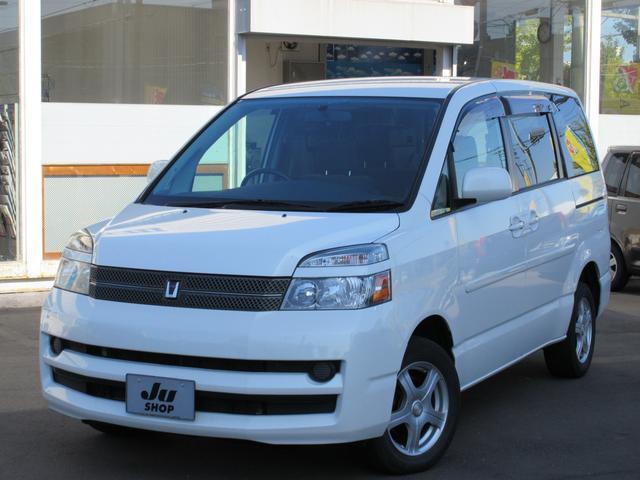 トヨタ X 4WD ナビ 寒冷地仕様 車検整備付