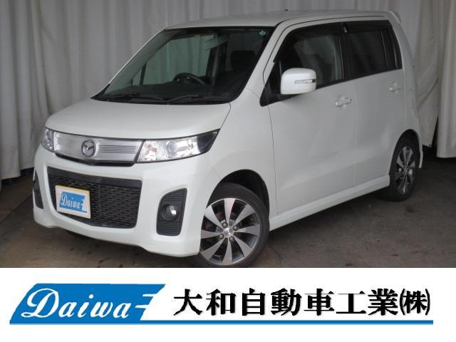 マツダ XT 4WD ターボ HID ナビTV パドルシフト