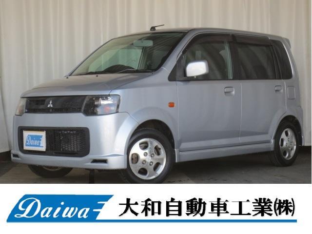 三菱 X 4WD ABS HID シートヒーター キーレス