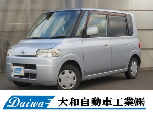 ダイハツ タント L 4WD キーレス CD (車検整備付)