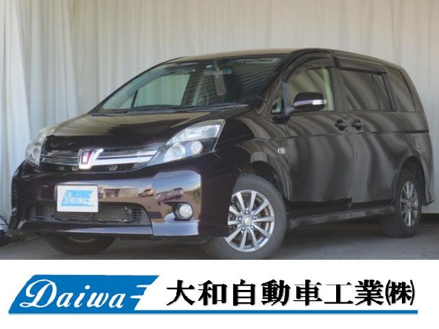 トヨタ プラタナ 4WD ナビTV 片側パワースライドドア