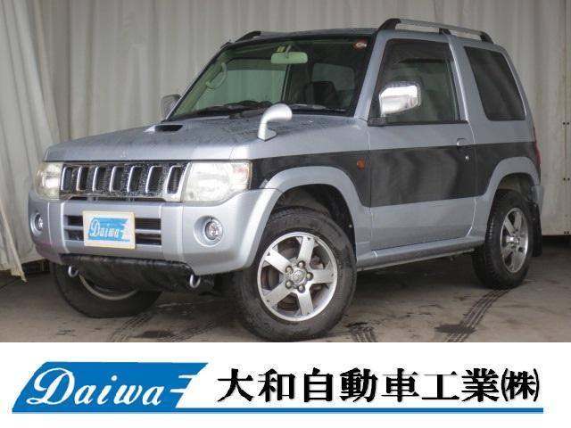 三菱 エクシード 4WD 社外ナビ