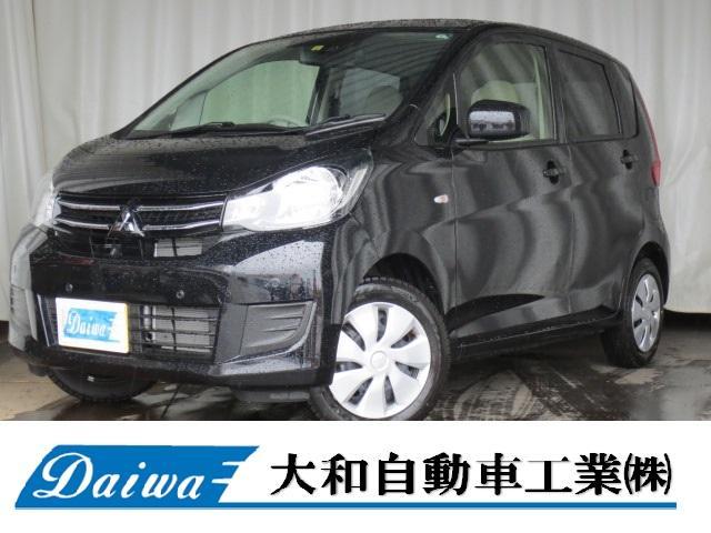 三菱 M e-アシスト 4WD キーレス CD シートヒーター