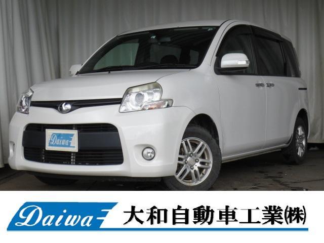 トヨタ DICE 4WD 走行7,6万km ナビTV ETC キーレス HID
