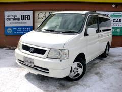 ステップワゴンデラクシーN 4WD 本州使用車 ワンオーナー ナビBカメラ