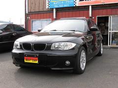 BMW118i  ブラック HDDナビ ETC