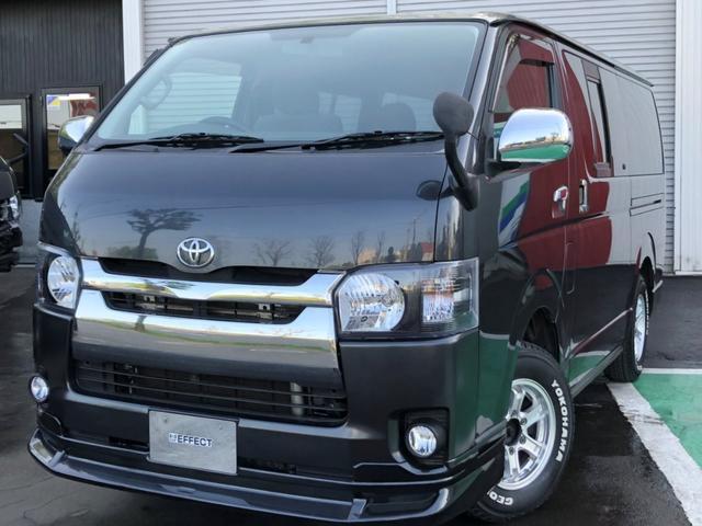 トヨタ スーパーGL 2.5DT 4WD カスタム 寒冷地仕様