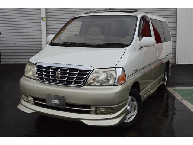 トヨタ 4WD G Xエディション 3.0DT サンルーフ