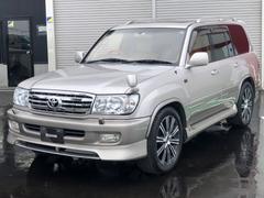 ランドクルーザー100VXリミテッド Gセレクション 4WD ETC