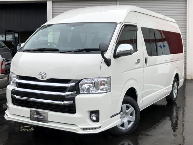 トヨタ SロングDX リアヒーター アイドルアップ