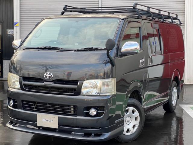 トヨタ ロングスーパーGL Rヒーター Rエアコン