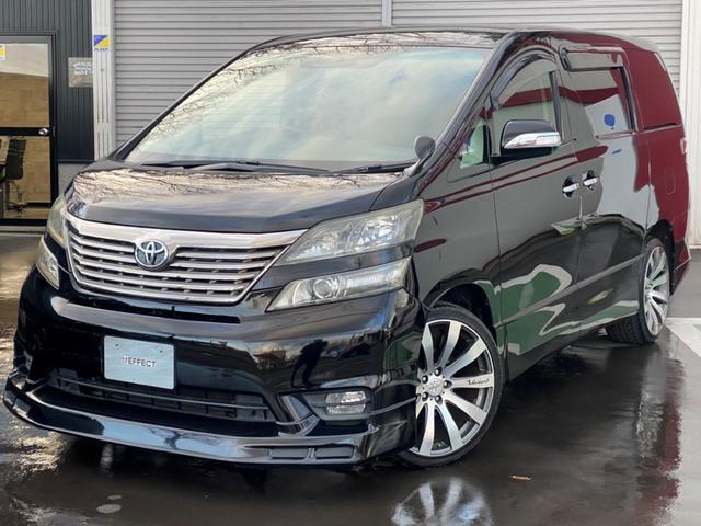 トヨタ 3.5Z プラチナムセレクション ナビ TV 両側パワースライドドア 本州仕入れ