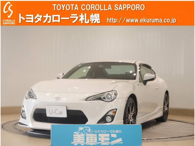 トヨタ GT FR