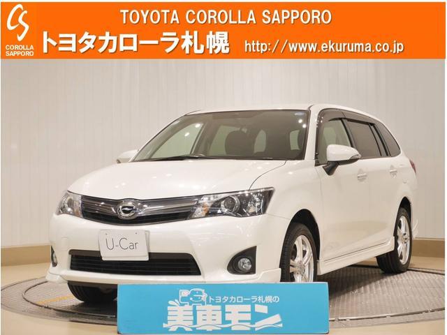 トヨタ 1.5G エアロツアラー・ダブルバイビー 4WD