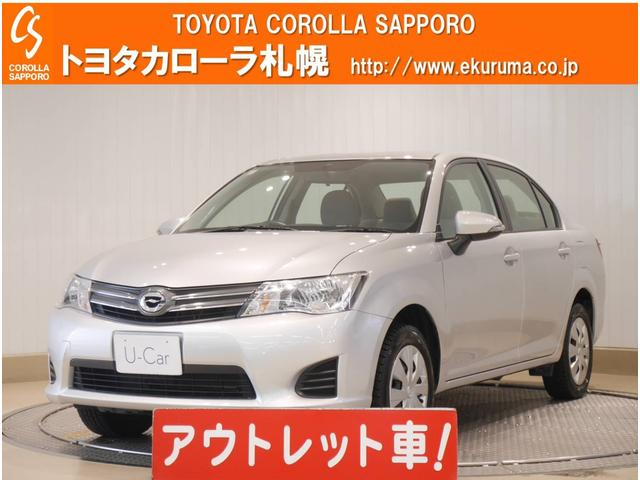 トヨタ カローラアクシオ 1.5X 4WD (なし)