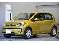 VW アップ!ハイ アップ!1オーナー エマージェンシーブレーキ 新車保証