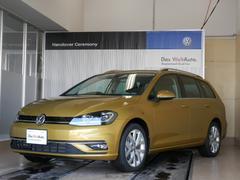 VW ゴルフヴァリアントTSIハイライン MC後モデル 純正HDDナビTV