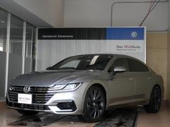VW アルテオンRライン 4モーションアドバンス 黒P革 LEDヘッドライト