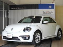 VW ザ・ビートルデザイン 純正SDナビDTV クルコン バイキセ 純正AW