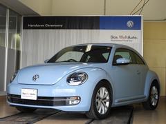 VW ザ・ビートルデザインレザーパッケージ 本州仕入 1オーナー 黒レザー