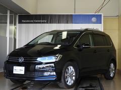 VW ゴルフトゥーランTSI ハイライン 1オーナー DiscoverPro