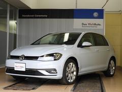 VW ゴルフTSIハイライン テクノロジーPKG LED Aクルコン