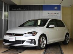 VW ゴルフGTIテクノロジーPKG LED Aクルコン Dプロ 専用17AW