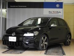 VW ゴルフRLED 黒P革 ヒーター付 Dプロ Aクルコン 専用18AW