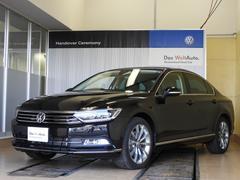 VW パサートTDIハイライン テクノロジーPKG LED 黒P革