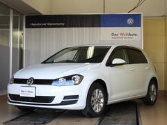 VW ゴルフTSI Trendline BMT 衝突被害軽減ブレーキ