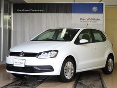 VW ポロTSIコンフォートライン 1オーナー 純正オーディオ