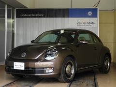 VW ザ・ビートルChoco 300台限定車 1オーナー 社外HDDナビDTV