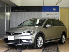 VW ゴルフオールトラックTSI 4MOTION テクノロジーPKG LED クルコン
