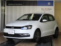 VW ポロALLSTAR 1オーナー 870台限定仕様車LEDライト