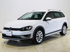 VW ゴルフオールトラックTSI 4MOTION アップグレードPKG 1オーナー