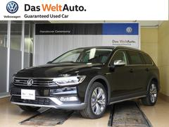 VW パサートオールトラックTDI 4モーション アドバンス クリーンディーゼル 黒P革