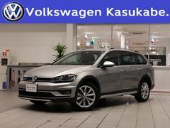 VW ゴルフオールトラックTSI 4MOTION DemoCar Dプロ LED