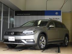 VW パサートオールトラックTDI 4MOTION Advance クリーンD 黒P革