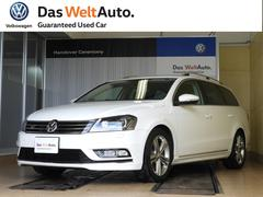 VW パサートヴァリアントR−Line Edition 専用17AW 社外ナビDTV