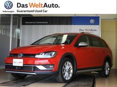 VW ゴルフオールトラックTSI 4MOTION UpgradePackage